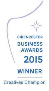 Creative Champion Award 2015