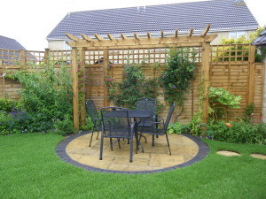 Garden 1 After