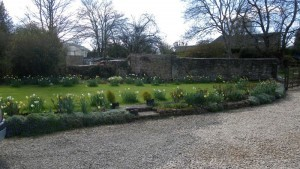 South Cerney Farm Yard to Garden