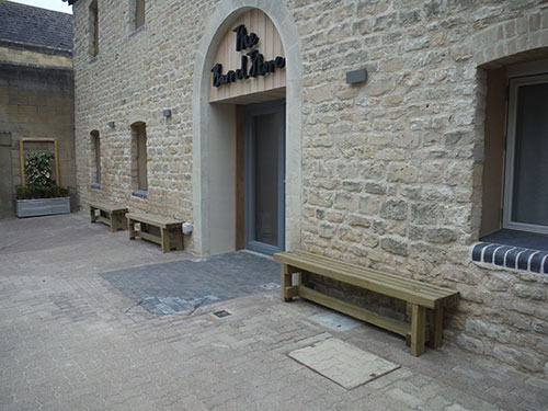 YHA Benches