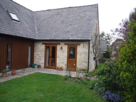 Park Lane Cottage - back door